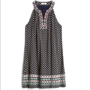 THML Faye Embroidered Dress